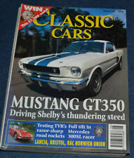 Classic Cars Monthly August Magazines