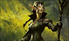 "MTG - MAGIC - Deck vert/noir  ""Invasion elfique"" - 60 cartes - TTBE"