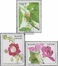 Brazil 2185-2187 (complete.issue.) unmounted mint / never hinged 1986 Plants