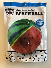 Bigmouth Riesen Wassermelone Wasserball Strandball Ca 50 cm Neu