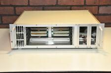 ELMA 5 Slot VME Rack Mount Case with power supply  14V-0316-RDH05J12-P150