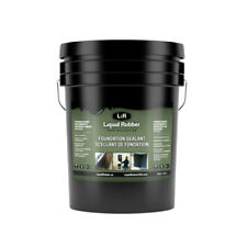 Liquid Rubber Foundation Sealant 5 Gallon