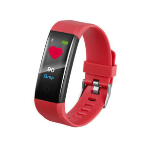 Fitness Tracker Sports Running Bracelet Smart Watch for Samsung S10 S9 S8 S7 S6