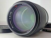 [NEAR MINT] Contax Carl Zeiss Sonnar T* 135mm f/2.8 AEJ MF Lens for C/Y Japan JP