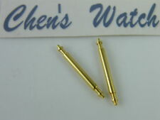 17MM SPRING BAR FOR ROLEX GOLD MIDSIZE OR JUNIOR WATCH PINS 17 MM