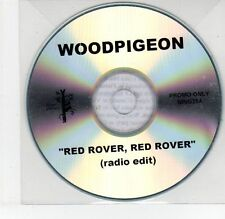 (EG742) Woodpigeon, Red Rover Red Rover - DJ CD