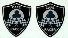 MOTO MORINI interferenzaNverso AVIO CORSARO 9 1/2 CAFE RACER 3d doming ADESIVI 2 St.