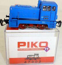 V15 2231 Locomotora diésel Azul EP3 DSS PIKO 47302 TT 1:120 nuevo emb. orig. HK3