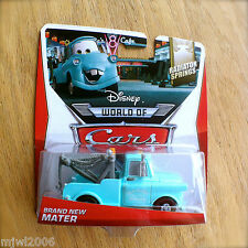 Disney World of Cars BRAND NEW MATER 2014 RADIATOR SPRINGS diecast 8/15 Pixar