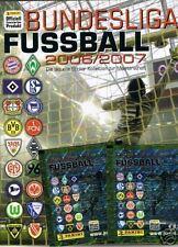 Bundesliga 2006 / 2007 / Panini / Leeres Sticker Album