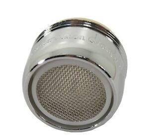 Dual Thread, Low-Energy Water Saving Tap Aerator Chrome - JOB LOT £1 each