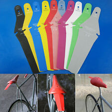 Bike Cycle Bicycle Rear Mudguard for Road, Mountain, Commuter Hybrid Bikes