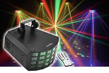 "EUROLITE ""LED D-2000"" 5x 10 Watt Mega Power RGBWA LED DMX Effekt Disco Licht!"