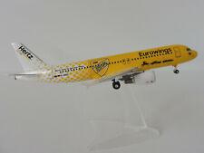 Eurowings Hertz 100 years airbus a320 1/200 Herpa 559904 a 320 D-abdu