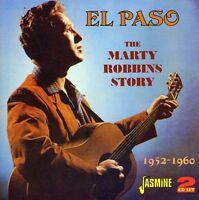 Marty Robbins - El Paso: Marty Robbins Story [New CD] UK - Import