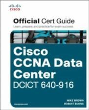 CCNA Data Center DCICT 640-916 Official Cert Guide (Certification Guide) by Afro