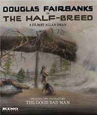 The Half Breed / The Good Bad Man [New Blu-ray] Silent Movie