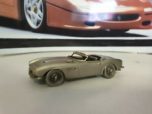 DANBURY MINT - 1957 BMW 507 - 1/36 SCALE PEWTER MODEL - UNBOXED
