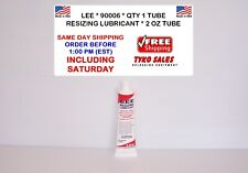 Lee 90006 * Lee Precision Resizing Lubricant * 2 Oz Tube * 90006