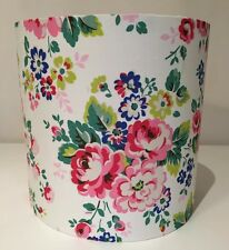Cath Kidston Lampshade Spray Flowers Floral Handmade 40cm, Vintage, Shabby Chic