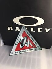 New Oakley sticker Si Elite Collector's Item Military Special Forces bob romeo