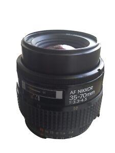 Nikon Zoom-NIKKOR AI-S 35-70mm f/3.3-4.5 AF Ai-S Lens