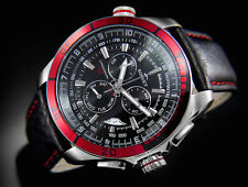 BISSET BSCC54 AIAS CHRONOGRAPH Herrenuhr Swiss Made Armbanduhr