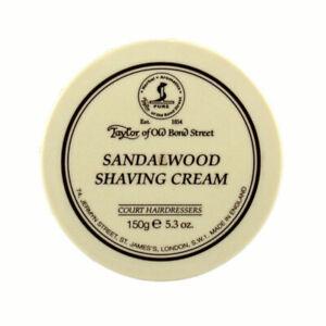 Shaving Cream Bowl - Sandal 150GR - Taylor