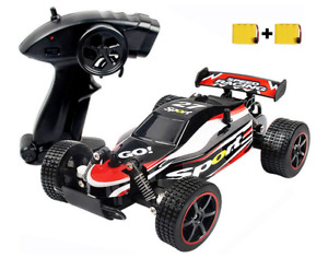 Remote Control Car 20+ KM/H Speed RC Cars 2.4Ghz 1:20 Fast Racing Drifting Buggy