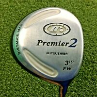 Mitsushiba Premier-2 3 Wood 15*  RH / Regular Graphite / Nice Grip / HC / mm0861