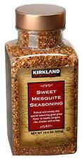 High Quality Spices! Kirkland Sweet Mesquite Seasoning 19.6 oz BBQ Spice Rack