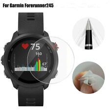 1pc/3Pcs For Garmin Forerunner 245 Tempered Glass Screen Protector 9H Clear HD