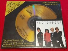 PRETENDERS - Self Titled - Gold CD - Audio Fidelity AFZ052  780014205225