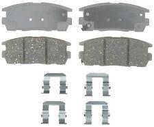 Disc Brake Pad-Ceramic Rear ACDELCO ADVANTAGE 14D1275CH