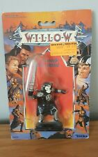 Willow Action Figure - General Kael(Evil Commander), Rare in UK