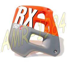 CONVOGLIATORE RADIATORE SX APRILIA RX 50 1994 VERNICIATO ROSSO GRIGIO  AP8231819