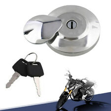 Motorcycle Fuel Gas Tank Cap Keys Set For Honda Shadow Spirit VT750 Sabre Rebel