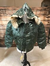 US Military  N2B Cold Weather Jacket Vintage New size Medium