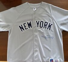 Mickey Rivers Autographed New York Yankee Jersey #17