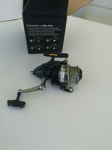 Fin Nor offshore 6500 reel suits shimano or daiwa rod