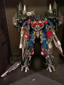 Assembled Painted Custom DMK Optimus Prime Jetpower. US Seller