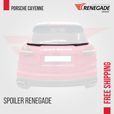"Spoiler for Porsche Cayenne (958) 2010 - 2017 ""Renegade"""