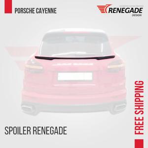 Spoiler for Porsche Cayenne (958) 2010 - 2017 Renegade Design