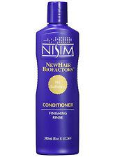 Nisim Finishing Rinse Conditioner Scalp Treatment Thick Deep Vitamin B SLS Free