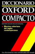 Diccionario Oxford Compacto : Español-Inglés Inglés-Español