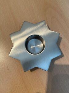 Star Shaped Tea Light Holder