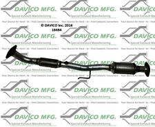 Catalytic Converter-Exact-Fit Rear Davico Exc CA 18484