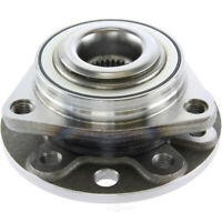 Front Wheel Hub Assembly For 2002-2010 Saab 95 2006 2005 2003 2004 2007 Centric