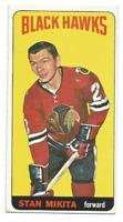 1964-65 Topps Tall Boys #31 Stan Mikita Chicago Blackhawks