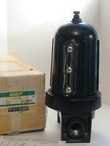 "(New) SPEEDAIRE 2Z330A 3/4"" NPT 250psi 1700kPa 80°C Airline Filter"
